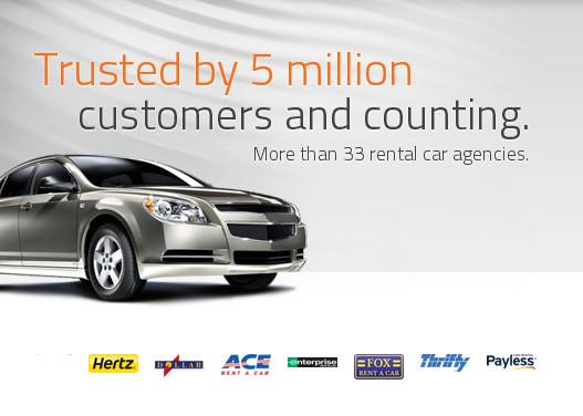 CarRentals.com Customers and Agencies