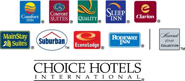 Choice Hotels Chains