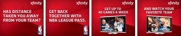 Comcast TV Services
