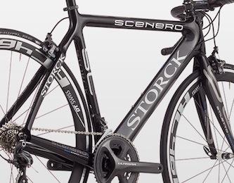 Competitive Cyclist Bike