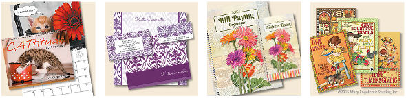 Colorful Images Stationery