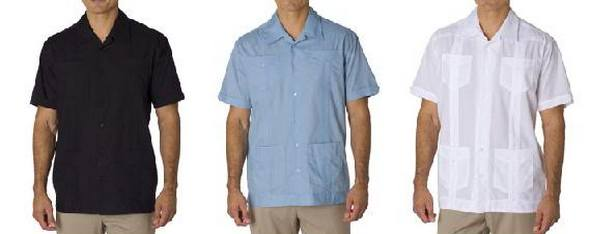 Cubavera Mens Shirts