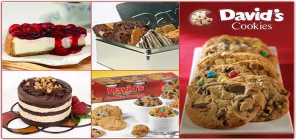David's Cookies Goodies