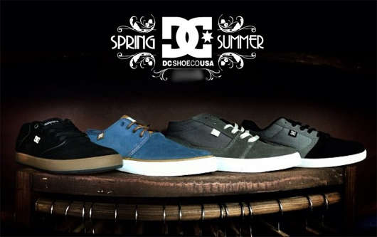 DC Shoes Collections