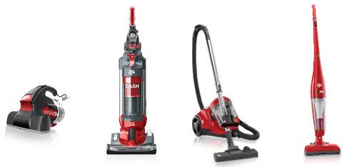 Dirt Devil Vacuums