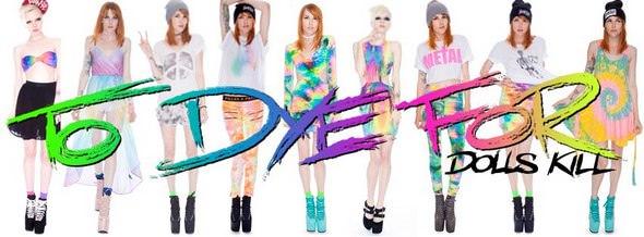 Dolls Kill Funky Fashion