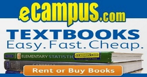 eCampus Buy or Rent for Less