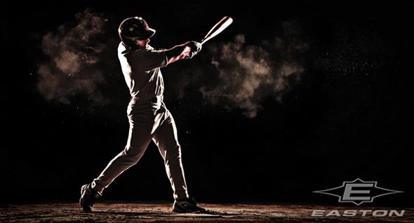 Easton Baseball Player