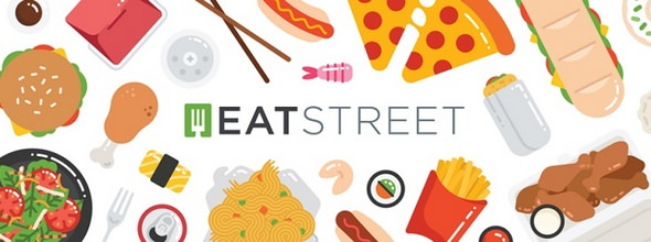 EatStreet for unlimited food options