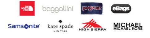 eBags Brands