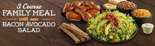 El Pollo Loco Family Meal