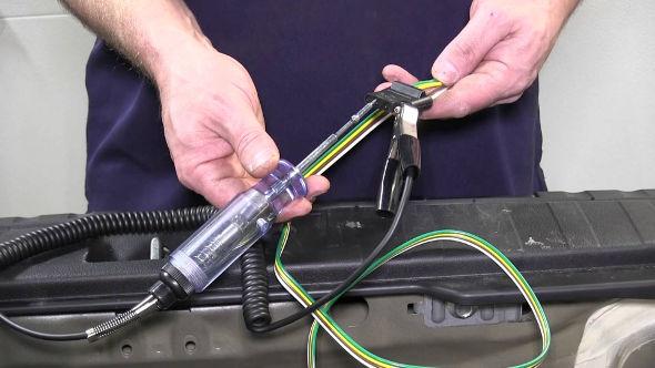 Etrailer Trailer Wiring Harness Installation
