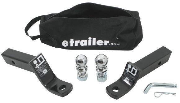 Etrailer Trailer - Ball Mount Kit