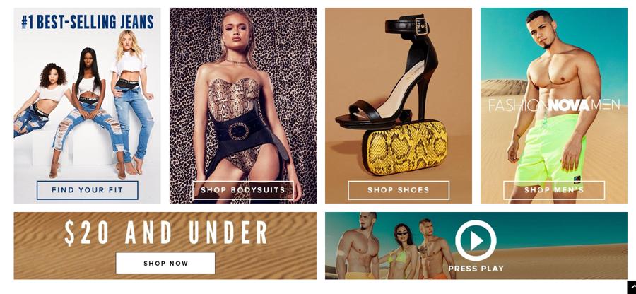 Fashion Nova Coupon Code