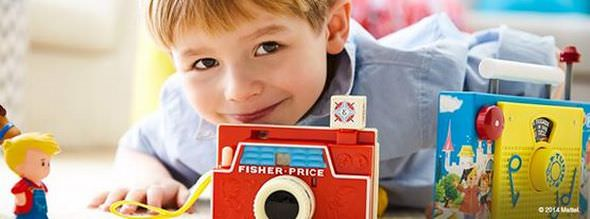Fisher-Price Quality Kids Toys