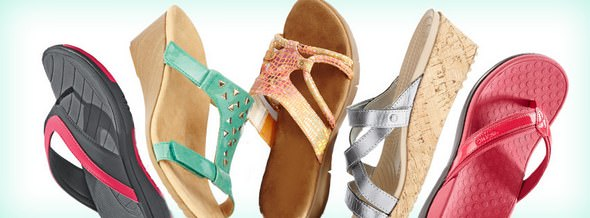 FootSmart Comfort Footwear