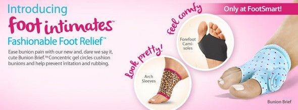 FootSmart Foot Accessories
