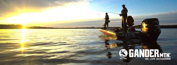 Gander Mountain Fishing Gear