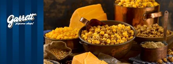 Garrett Popcorn Flavors