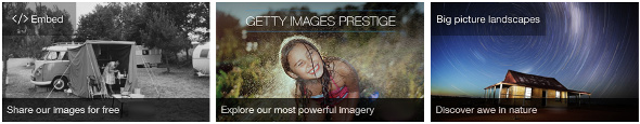 Getty Images Services