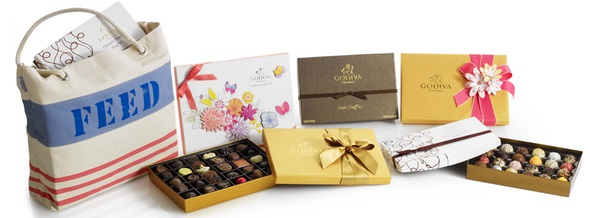 Godiva Gifts and More