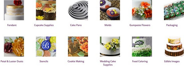 Global Sugar Art Baking Goods