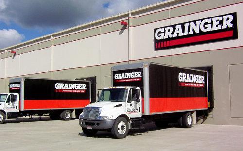 Grainger Distribution Warehouse