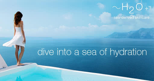 H2O Plus Dive into a Sea of Hydration