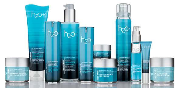 H2O Plus Skincare Products