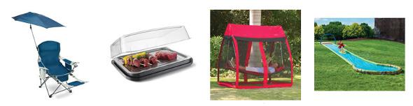 Hammacher Schlemmer Outdoor Products