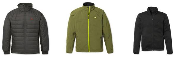High Sierra Coats and Jackets