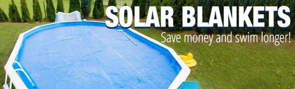 In The Swim Solar Blankets