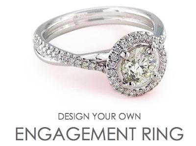 James Allen Engagement Ring