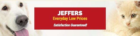Jeffers Pet Guarantee