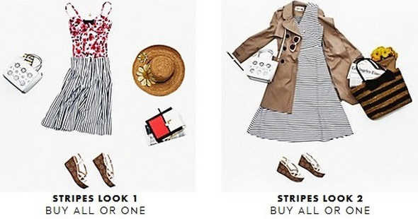 Kate Spade Apparel and Accessories