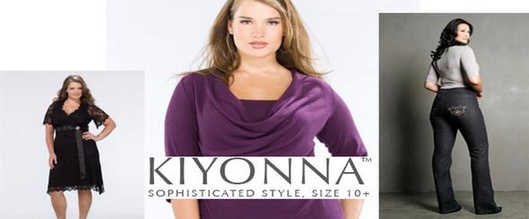 Kiyonna Stylish Womenswear