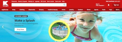Kmart Website
