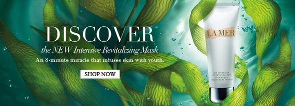 La Mer Skin Mask