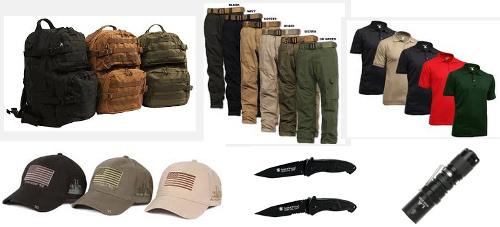 LA Police Gear Products