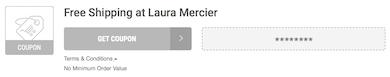 Laura Mercier Offer Terms