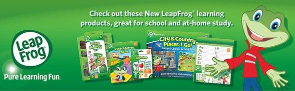 LeapFrog Educational Games