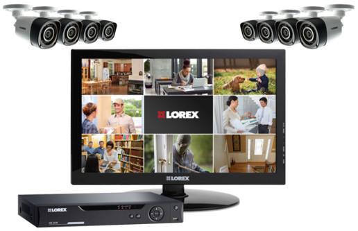 Lorex Surveillance System