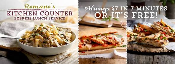 Macaroni Grill Express Meals