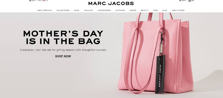 Marc Jacobs Coupon Code