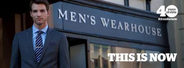 Men's Wearhouse Formal Suits