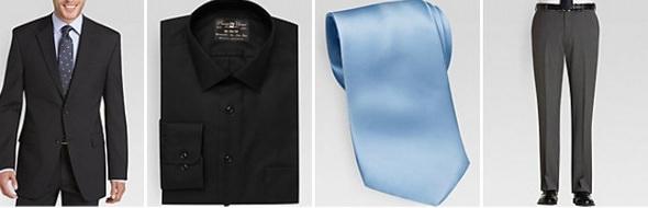 Men's Wearhouse for Complete Range of Menswear