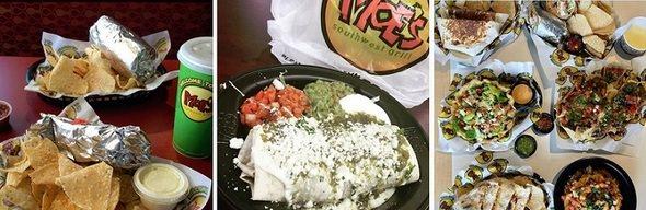Moe's Southwest Grill Meals