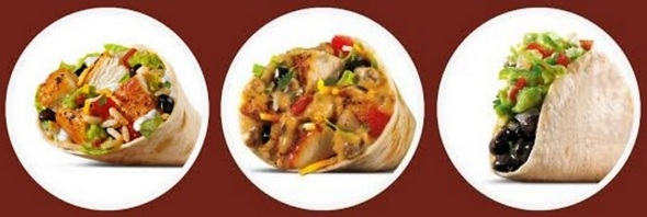 Moe's Southwest Grill Burritos