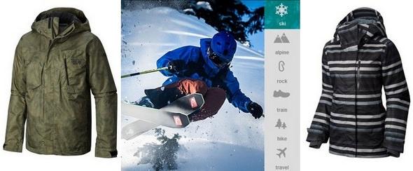 Mountain Hardwear Ski Gear