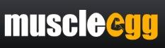 Muscle Egg Logo